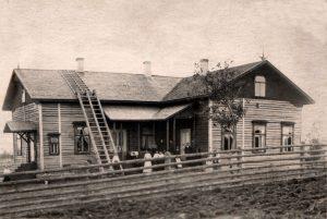 0375 Koulu 1920-luvulla